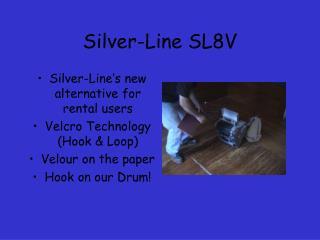 Silver-Line SL8V