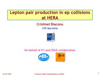Lepton pair production in ep collisions at HERA