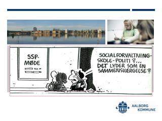 Det overordnede formål med SSP-samarbejdet