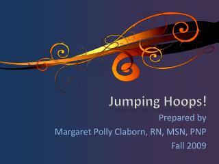 Jumping Hoops!