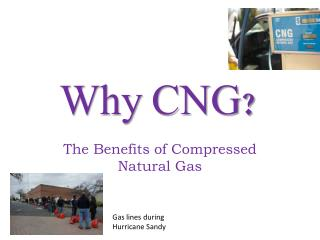 Why CNG?
