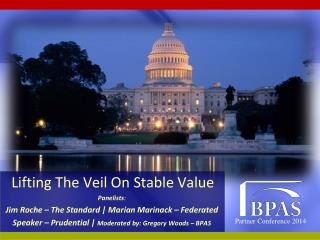 Lifting The Veil On Stable  Value
