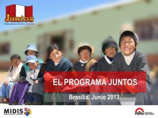 El Programa Juntos