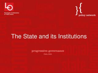The State and its Institutions