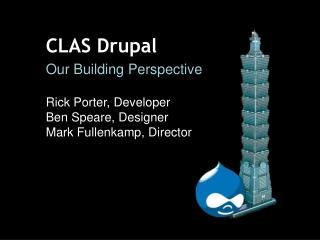 CLAS Drupal