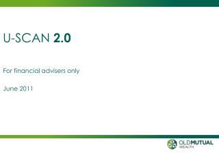 U-SCAN  2.0