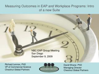 Measuring Outcomes in EAP and Workplace Programs: Intro of a new Suite