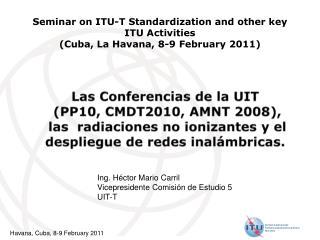 Havana, Cuba, 8-9 February 2011