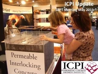 ICPI Update   SEPT Meeting May 2011