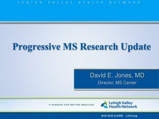 Progressive MS Research Update