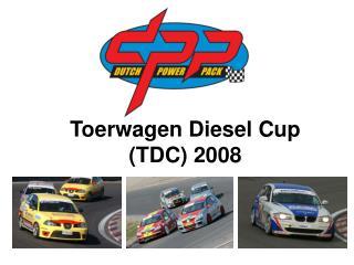 Toerwagen Diesel Cup (TDC) 2008