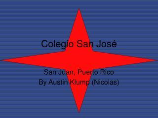 Colegio San Jos�