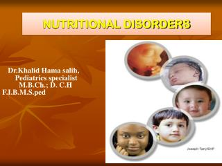 NUTRITIONAL DISORDERS