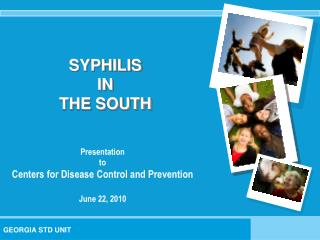 SYPHILIS  IN  THE SOUTH