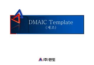 DMAIC Template ( ?? )