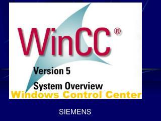 Windows Control Center