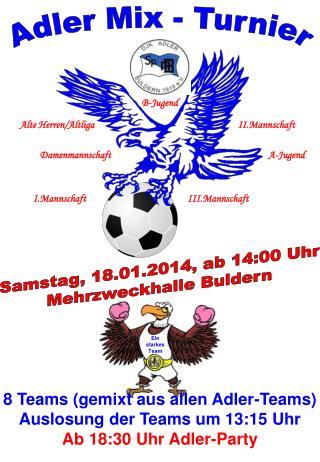 Adler Mix - Turnier