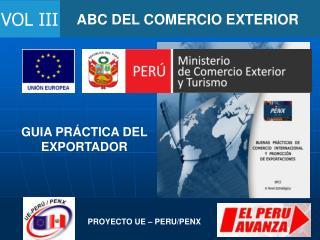 ABC DEL COMERCIO EXTERIOR