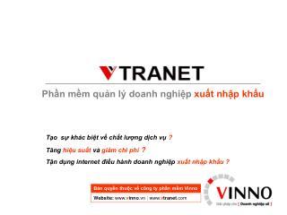 Phần mềm quản lý doanh nghiệp  xuất nhập khẩu