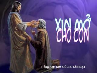 Tiếng hát: KIM CÚC & TẤN ĐẠT