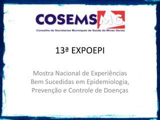 13ª EXPOEPI