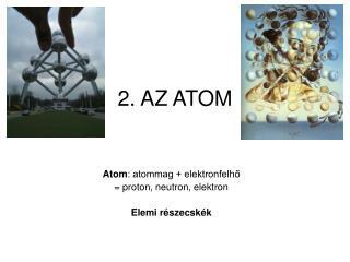2. AZ ATOM