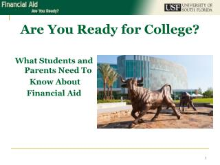 Are You Ready for College?