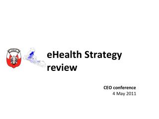 eHealth  Strategy review