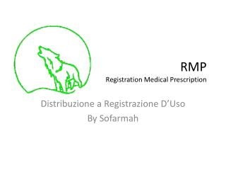 RMP Registration Medical Prescription