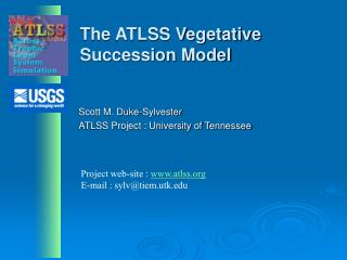 The ATLSS Vegetative Succession Model