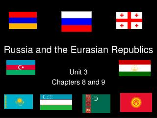 Russia and the Eurasian Republics