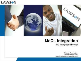 MeC - Integration