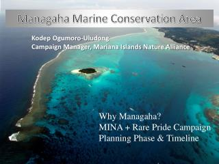 Managaha Marine Conservation Area