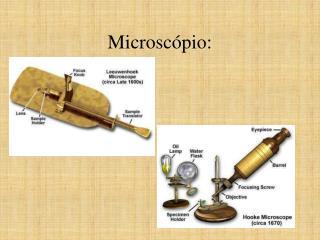 Microscópio:
