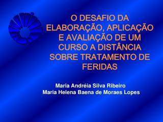 O DESAFIO DA ELABORAÇÃO, APLICAÇÃO E AVALIAÇÃO DE UM CURSO A DISTÂNCIA SOBRE TRATAMENTO DE FERIDAS