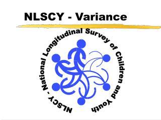 NLSCY - Variance