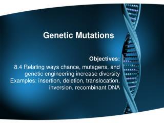 Genetic Mutations