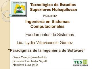 Tecnol�gico de Estudios Superiores Huixquilucan