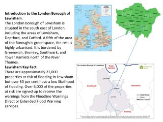 Flood risk and Flood zones.