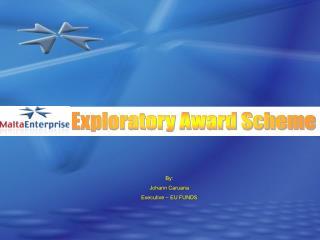 Exploratory Award Scheme