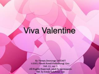Viva Valentine
