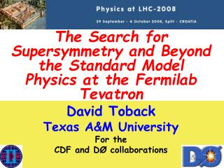 The Search for Supersymmetry and Beyond the Standard Model Physics at the Fermilab Tevatron