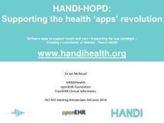 HANDI-HOPD: