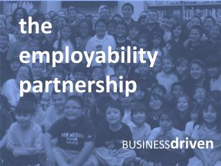 the employability partnership