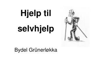 Hjelp til  selvhjelp Bydel Gr�nerl�kka