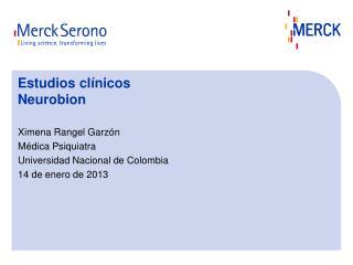 Estudios clínicos  Neurobion