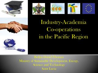Industry-Academia  Co-operations  in the Pacific Region