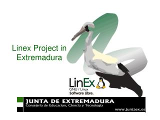 Linex Project in Extremadura