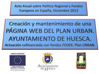 Acto Anual sobre Política Regional y Fondos Europeos en España, Diciembre 2013