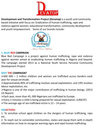 Project Donate2School believes that: Education is a priority.
